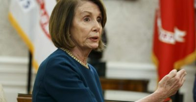 Trump impeachment: Three Democrat representatives 'flee Pelosi's sinking ship'