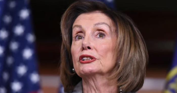 Nancy Pelosi compares impeachment to the battle against Nazi Germany in the Ardennes and generates angry protest