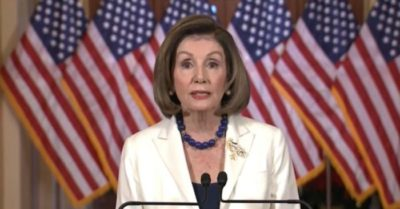 Despite lack of evidence and irregularities Pelosi announces the impeachment will continue
