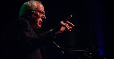 Bernie Sanders' voters want to censor freedom of speech for bearers of 'offensive speeches'