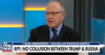 Dershowitz: Articles of impeachment 'fail to meet constitutional standards'