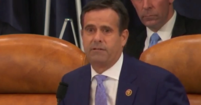 Ratcliffe: Obama administration sought foreign governments to probe Trump