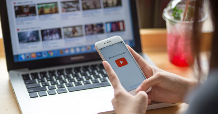 Journalists from CBS' '60 Minutes' programme found that more than 300 video ads were removed by Google and YouTube. (Shutterstock)