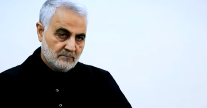 Celebrations in Iraq for the death of terrorist leader Qassem Soleimani