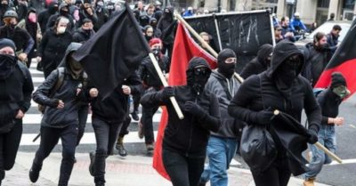 More than 20 arrested after antifa and BLM attacked pro-Trump demonstrators