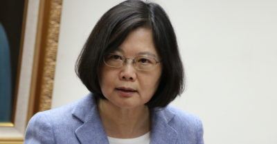 Taiwan not happy with Chinese Communist officials control of evacuees from Wuhan