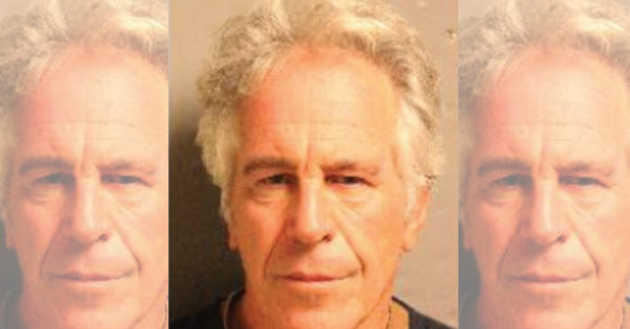They question the suicide of billionaire paedophile Jeffrey Epstein. (U.S. Department of Justice)