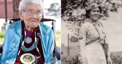 Arizona's longest-living female WWII veteran dies at 105