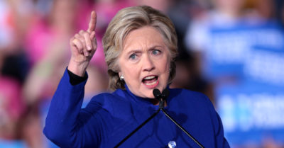 Hillary Clinton says Democrats must use every possible 'obstacle' to stop McConnell from filling SCOTUS seat as media figures threaten riots