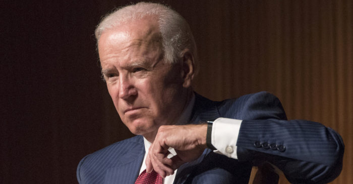 Joe Biden, the controversial former vice president of the United States. (Jay Godwin/CC0)