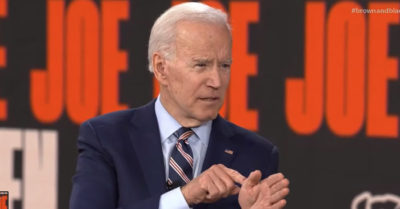 Joe Biden says ICE shouldn't deport drunk-driving illegal aliens: 'I don't consider drunk driving a felony'