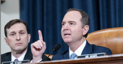Impeachment: Adam Schiff lied to the Senate by saying that President Trump did not care about corruption in Ukraine
