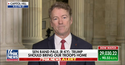 Sen. Rand Paul: GOP unifying after Adam Schiff's impeachment opening argument