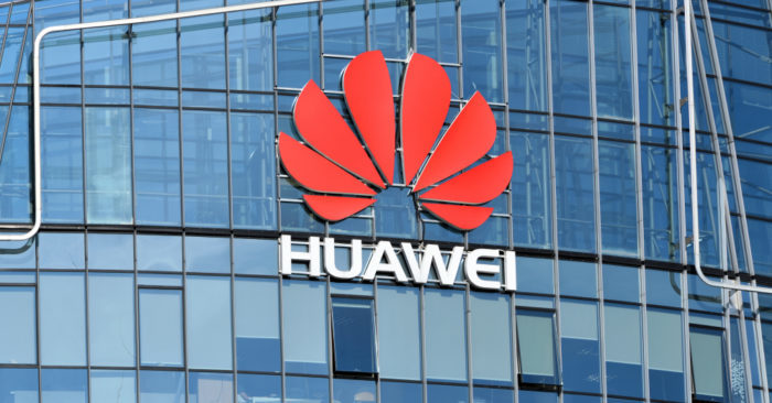 The United States banned companies from selling components and technology to Huawei and 68 related companies, citing national security concerns. (Shutterstock)