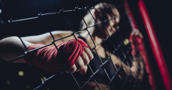 """A transgender MMA fighter was called the """"bravest athlete in history"""" by members of the LGBT community. (Illustrative image / Shutterstock)"""