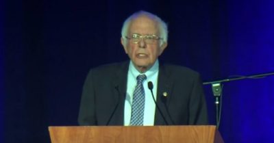 Sanders to Bloomberg: Americans tired of billionaires buying elections