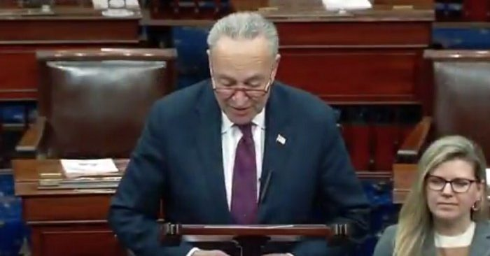 President Trump requests $2.5 billion to fight coronavirus, Schumer labels request 'towering incompetence'