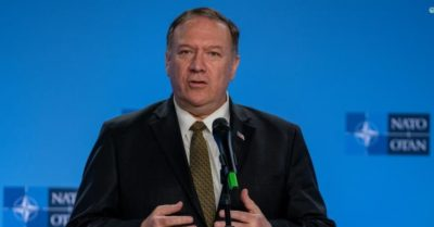 Pompeo intensifies surveillance of Chinese Communist Party media in the US