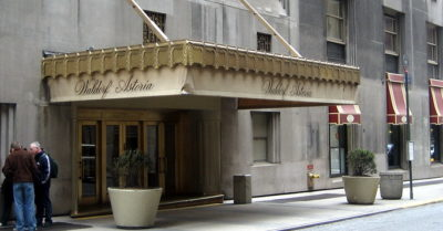 How kindness turned a clerk into Waldorf Astoria's first manager