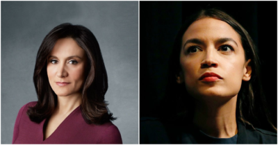Former CNBC anchorwoman who criticizes socialism will challenge Ocasio-Cortez in the Democratic primary