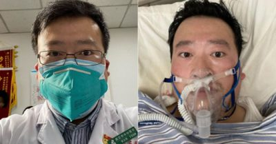 Doctor in China who blew the whistle on coronavirus has died from the infection