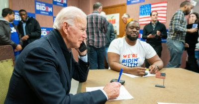 Even if elected, Biden could be impeached immediately over Ukraine issue