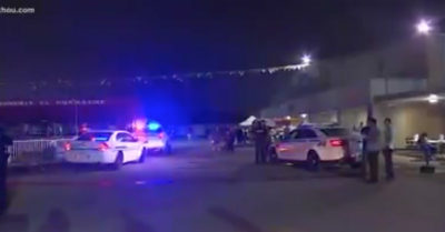 7 injured in shooting at Houston flea market, a man detained