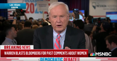 MSNBC's Chris Matthews suggests Democrats would prefer President Trump to Bernie Sanders