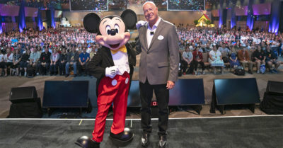 Disney's Mickey Mouse could stand as a Democrat and beat President Trump says Biden