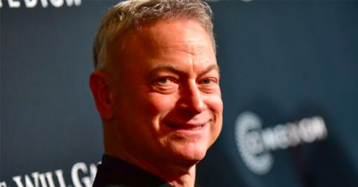Gary Sinise honored with Congressional Medal Of Honor Society Award for supporting veterans