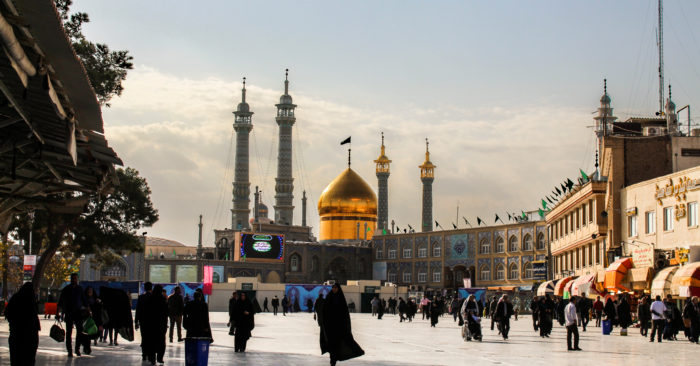 Spread of coronavirus in Middle East may be unstoppable through pilgrims