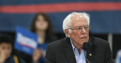 Socialist Bernie Sanders may be the Democratic top nominee, and Nancy Pelosi says that's OK