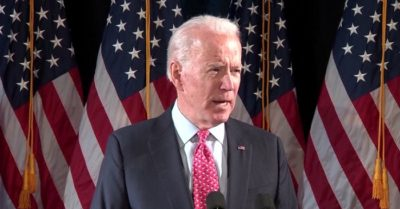 Biden blasts President Trump's immigration suspension