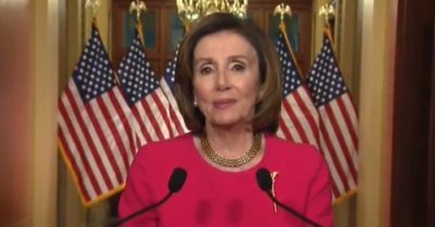 'Glass faced' House Speaker Pelosi should not 'throw stones' by calling President Trump obese says Fox News host Tucker Carlson