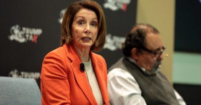 Americans urge House Speaker Nancy Pelosi to approve  CCP Virus stimulus
