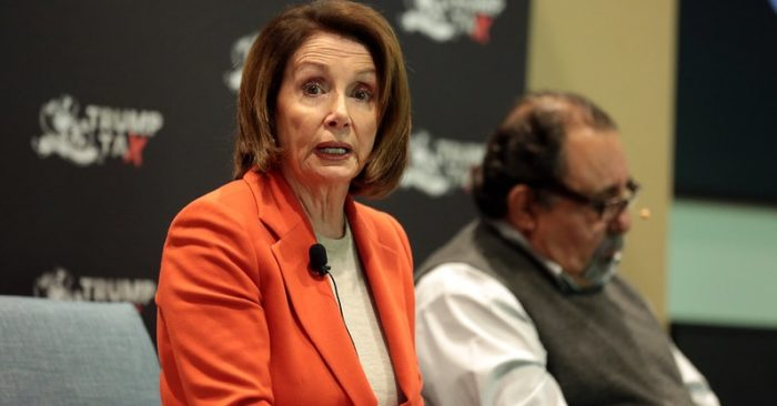 Americans urge Nancy Pelosi to approve CCP virus stimulus