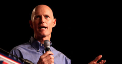 Congressional probe will discover the truth about origins of CCP Virus, and hold WHO and China accountable says Sen. Rick Scott