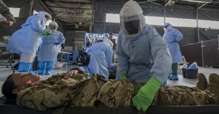 """""""A time bomb"""" in Africa: The """"CCP virus"""" and its possible impact on the population, according to a South African scientist"""