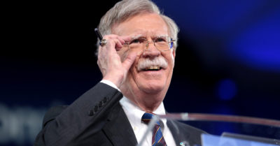 Bolton calls WHO an accomplice to China's massive coverup of CCP Virus