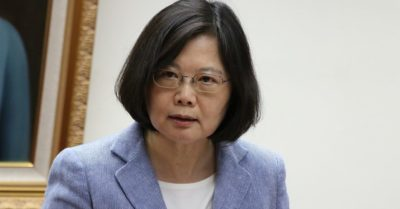Hong Kong is no longer autonomous from China, Taiwan has humanitarian action plan