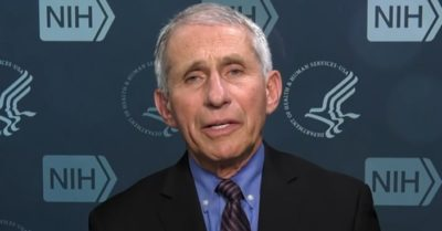 There would be no impediment to voting in person in the next US elections, says Dr. Fauci