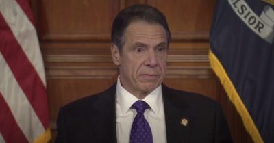 NY Gov. Cuomo says 'We all failed' at predicting CCP Virus outcomes