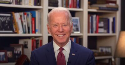 Biden records best fundraising month in March
