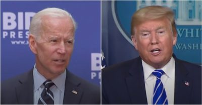 President Trump on Biden's response to sexual assault allegations: 'He is a confused man'