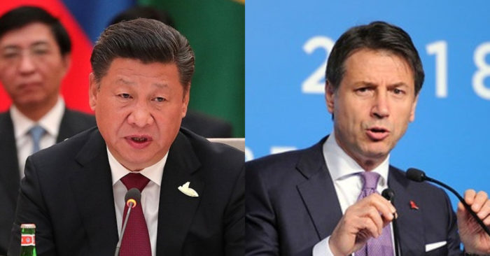 The Chinese regime charges Italy for the CCP virus protection equipment it had donated