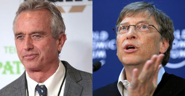 Robert F. Kennedy Jr. answers Bill Gates on the dangers of a mandatory CCP Virus vaccine