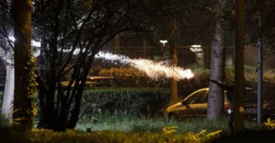 Civil unrest persists in Paris suburbs amid pandemic confinement