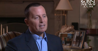 Acting intel director Richard Grenell shoots down Washington Post's false CCP Virus reporting
