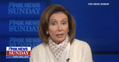 Pelosi attacks QAnon and holds Facebook accountable for supporting it