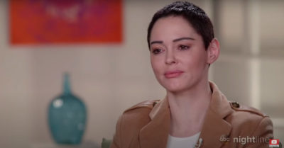 'This is deeper than a coverup': Rose McGowan blasts the Democratic Party and the media